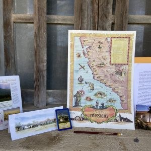Soledad Mission Research Packet